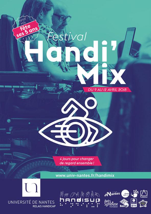 Affiche 2018 Handi'Mix