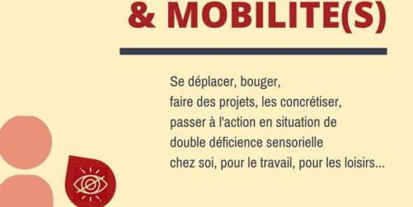 Colloque Surdicécité et mobilité(s) 13 décembre 2019 9h-17h Hôpital Pontchaillou bâtiment des instituts de formations à Rennes