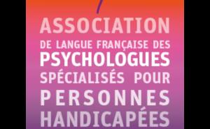 Association de langue française des psychologues spécialisés pour personnes handicapées visuelles
