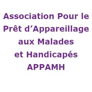 logo Association Pour le Prêt d'Appareillage aux Malades et Handicapés