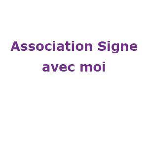 logo Association Signe avec moi