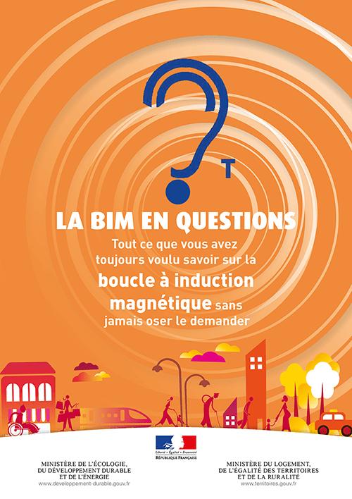 BIM en questions, tout ce que vous avez toujours voulu savoir sur la boucle à induction magnétique sans jamais oser le demander