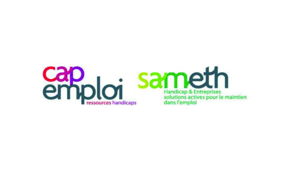 logo cap emploi sameth Sarthe