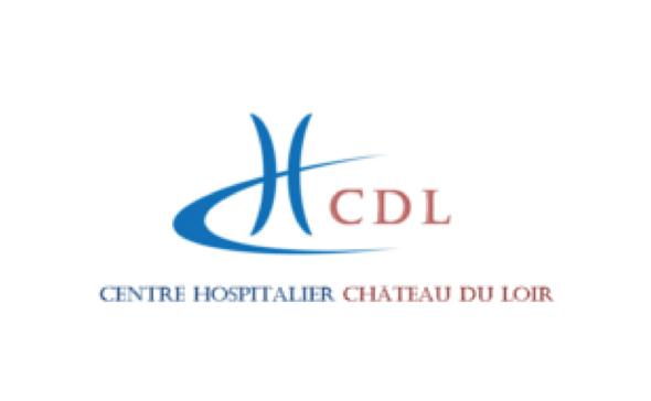 logo Centre Hospitalier Chateau du Loir
