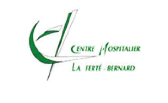 logo Centre Hospitalier la Ferte Bernard
