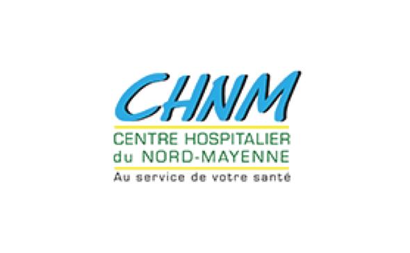 logo Centre Hospitalier nord Mayenne