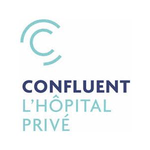 confluent, L'hôpital privé