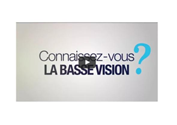 Connaissez-vous la basse-Vision ?