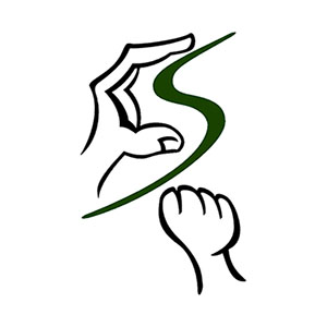 Logo cscs44, Centre socio-culturel des sourds de Loire Atlantique
