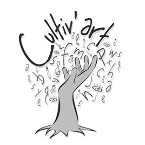 Logo Cultiv'art