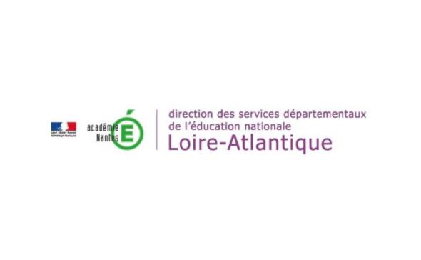 logo direction des services départementaux de l'éducation nationale