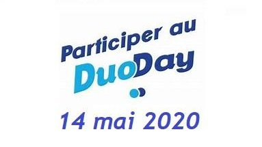 Participer au duoday - 14 mai 2020