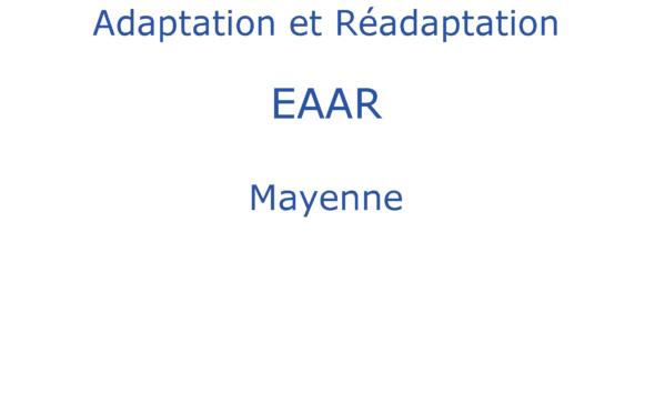 Equipe d'Appui en Adaptation et Réadaptation Mayenne