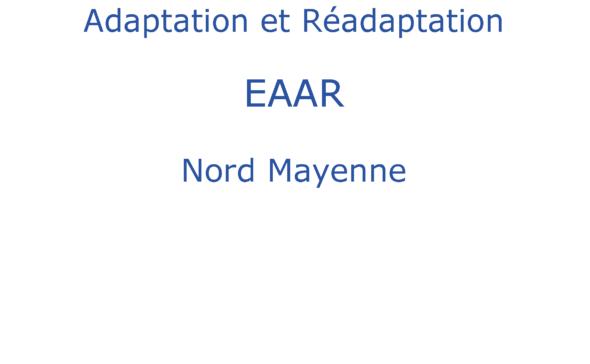 Equipe d'Appui en Adaptation et Réadaptation Nord Mayenne