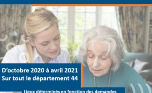 d'octobre 2020 à avril 2021 - sur tout le département 44