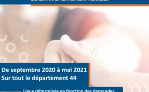 de septembre 2020 à mai 2021 - sur tout le département du 44