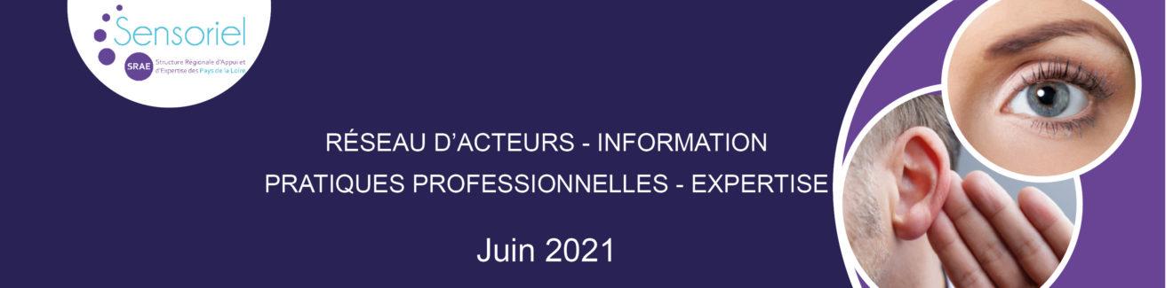 format_bannière de présentation SRAE Sensoriel - Juin 2021