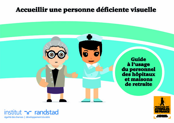 Guide accueillir une personne déficiente visuelle en hôpital