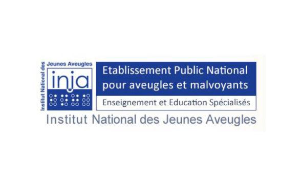 logo Institut National des Jeunes Aveugles