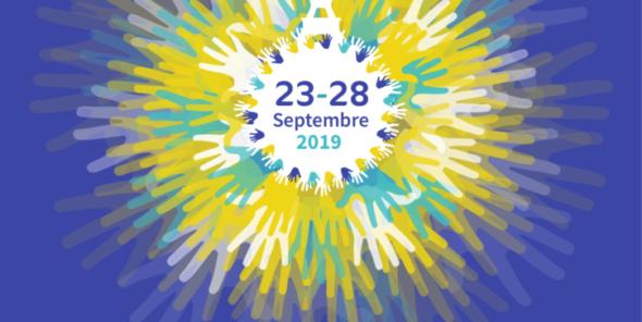 Affiche Journée Mondiale des Sourds 2019