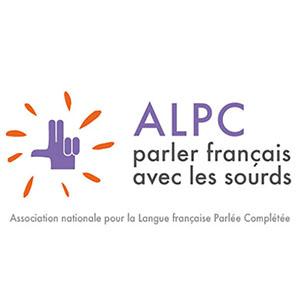 Logo ALPC, Association nationale pour le Langue française Parle Complétée