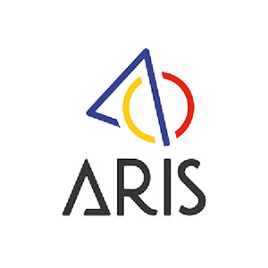 Logo Aris, Association Régionale pour l'Intégration des Sourds