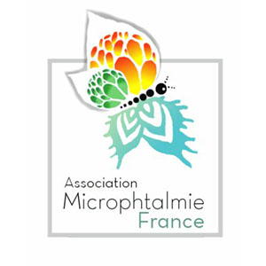 Logo association Microphtalmie France