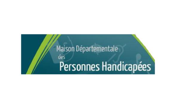 logo maison départementale des personnes handicapées de la Sarthe