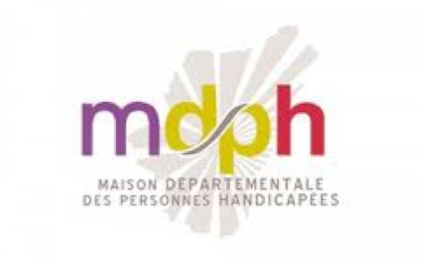 logo maison départementale des personnes handicapées de la Vendée