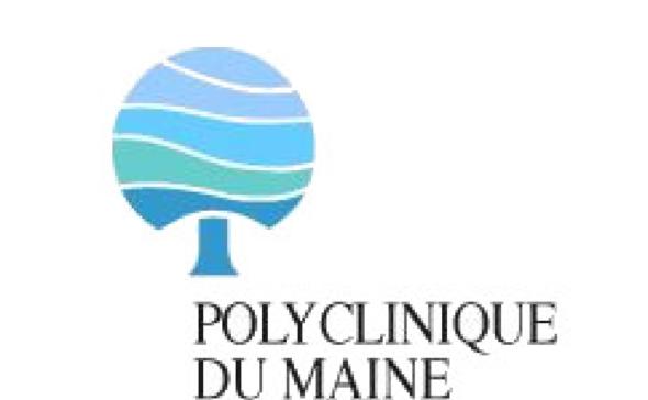 logo polyclinique Maine
