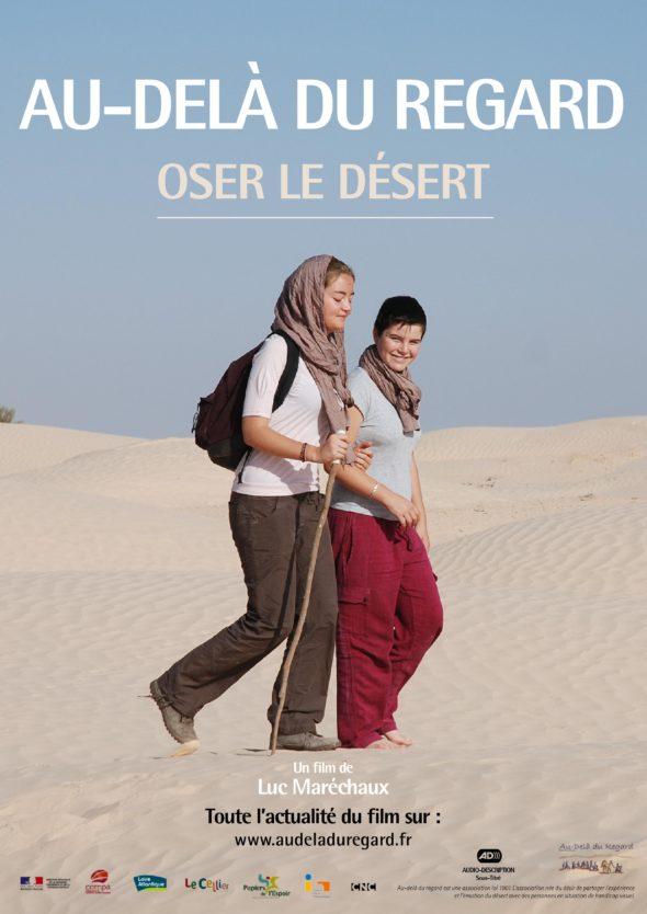 Affiche du film Oser le désert