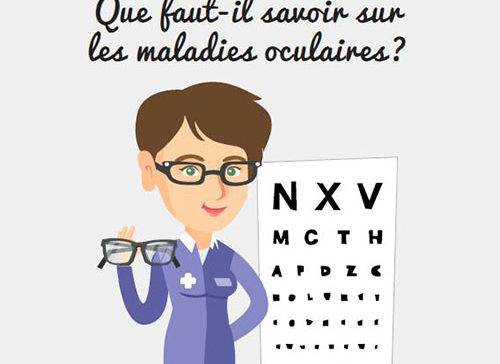 Que faut-il savoir sur les maladies oculaires ?