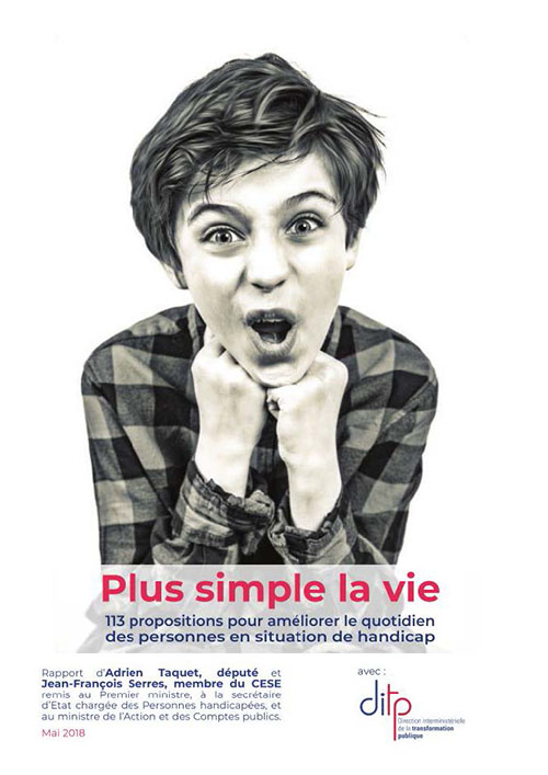 Rapport - Plus simple la vie