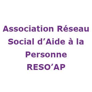 logo Association Réseau Social d'Aide à la Personne 72