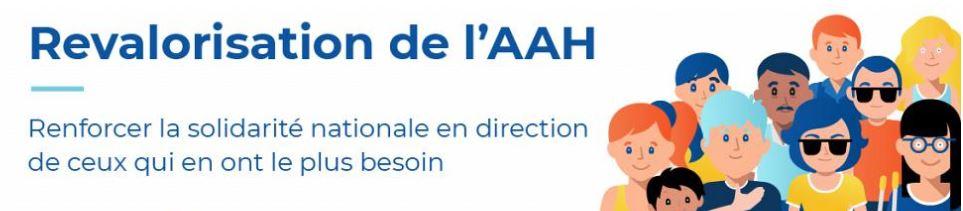 revalorisation AAH