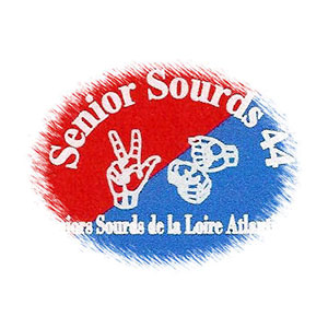 Logo Senior Sourds 44